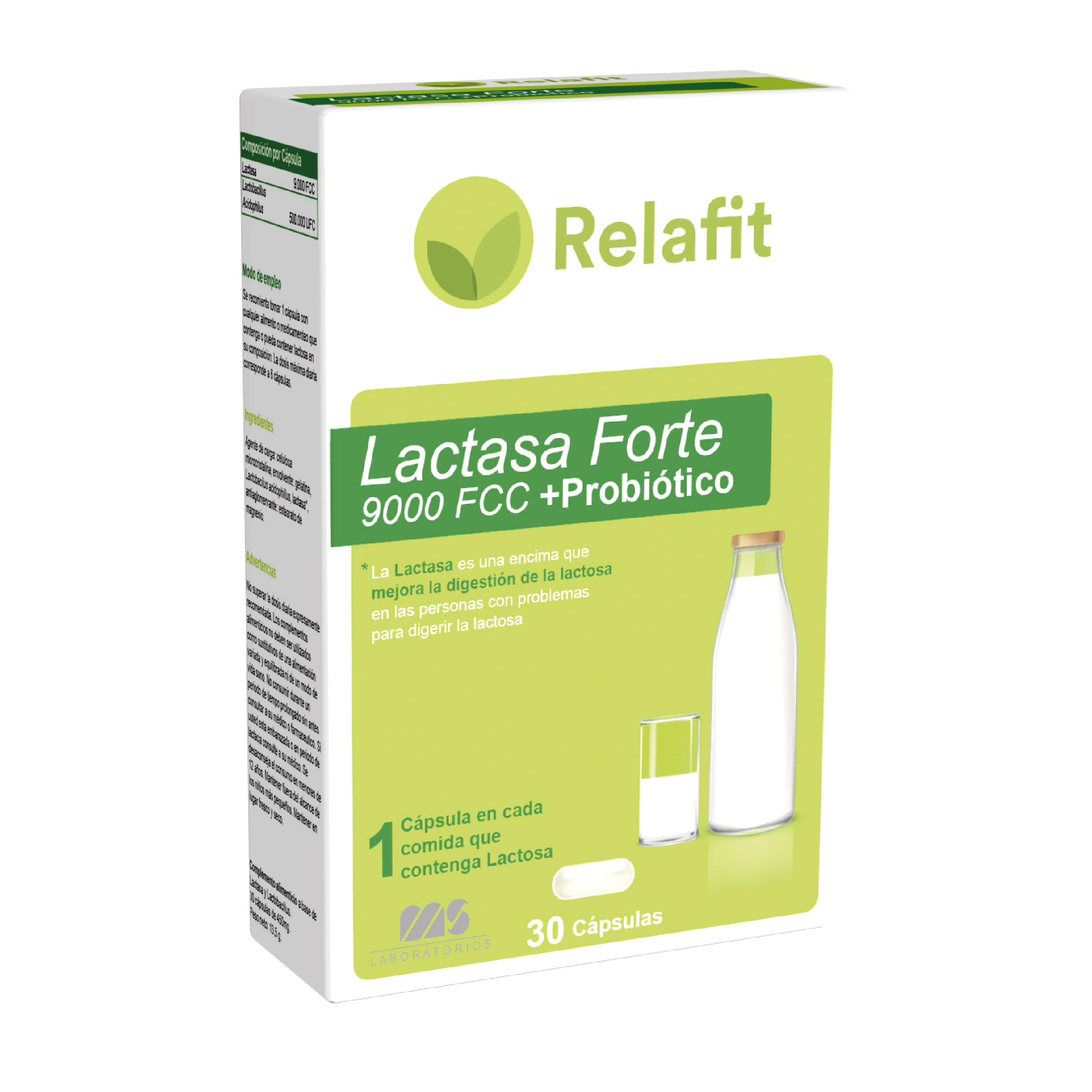 Lactasa Forte