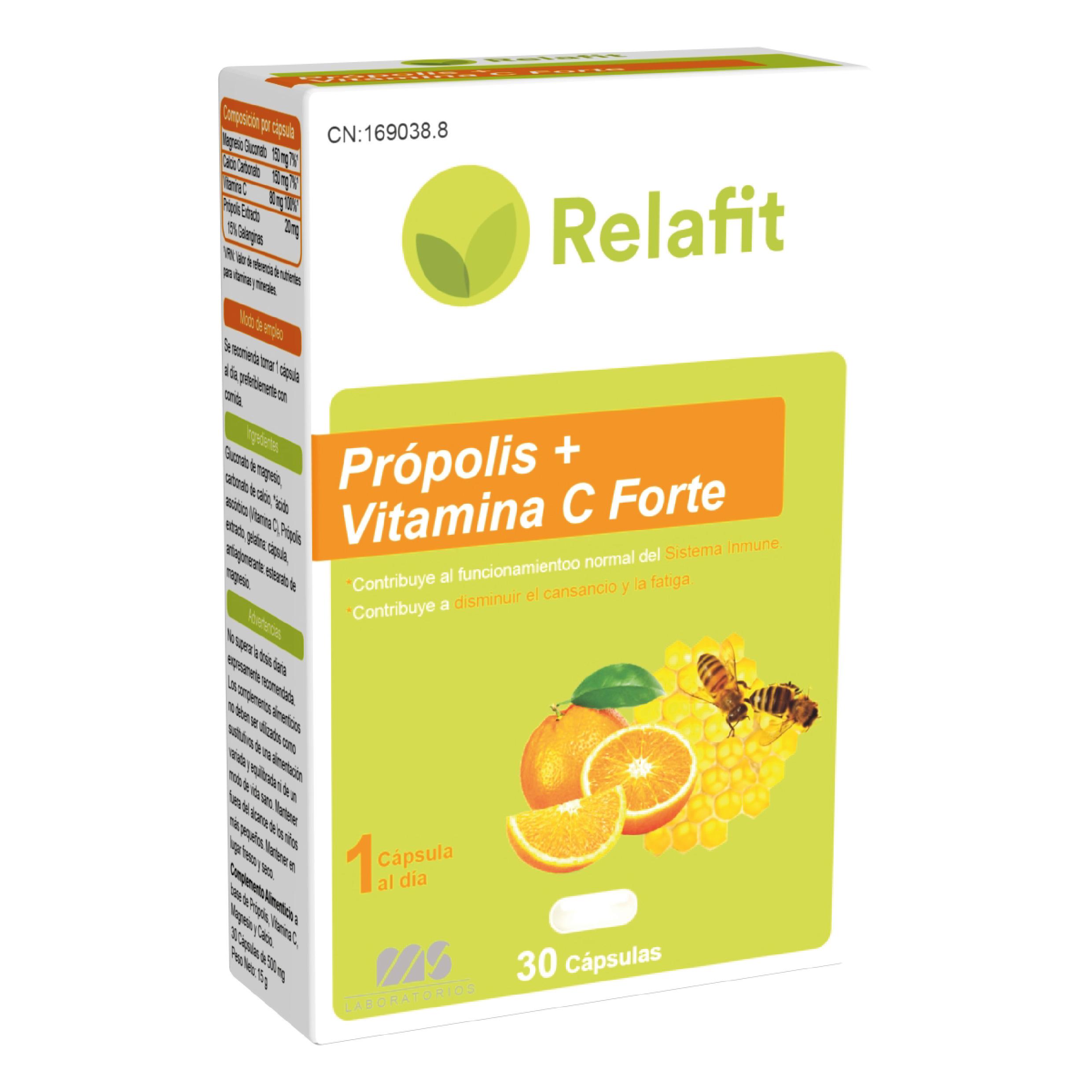 Propolis+ Vitamina C
