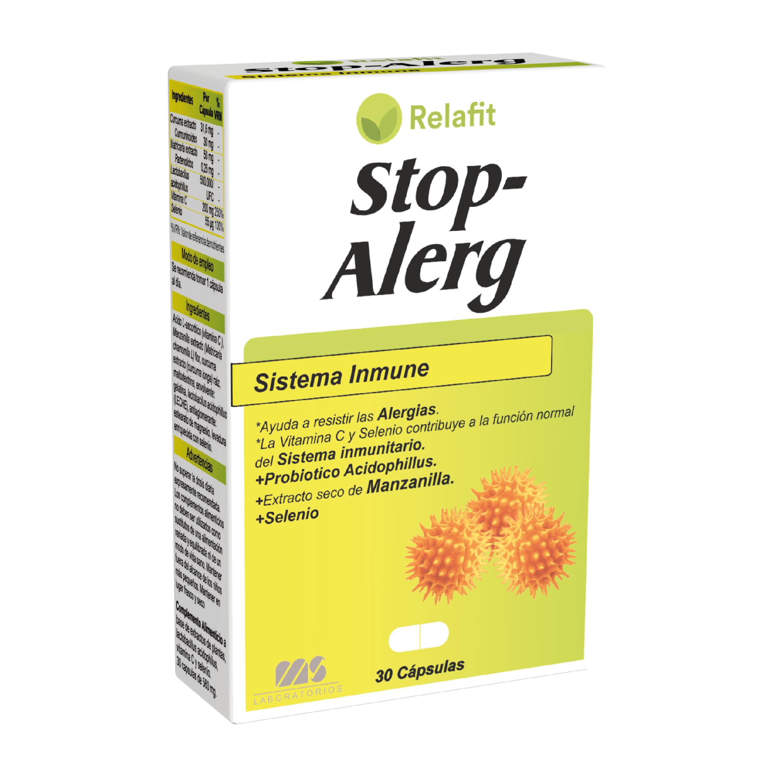 Stop-Alerg