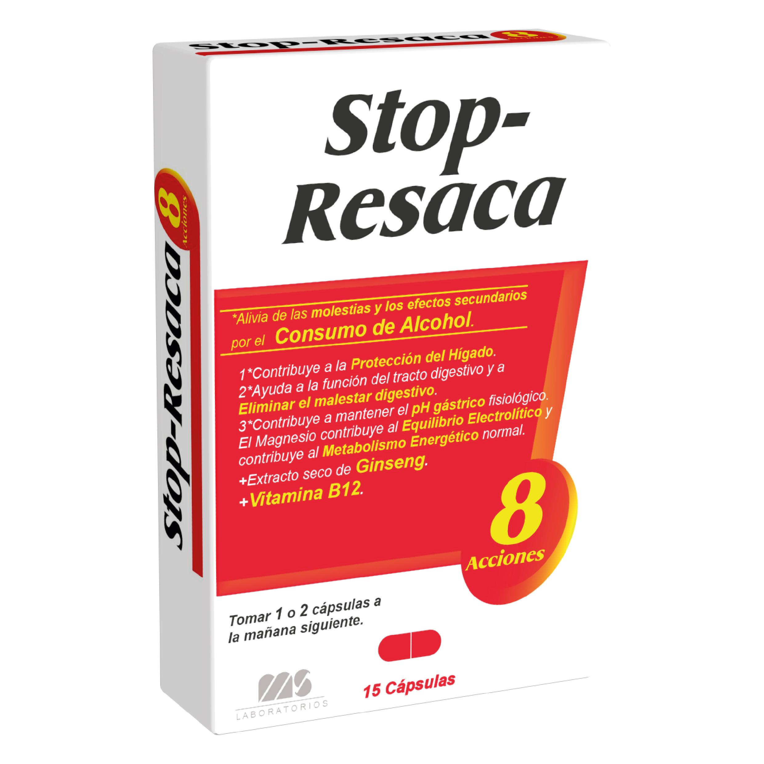 Stop-Resaca