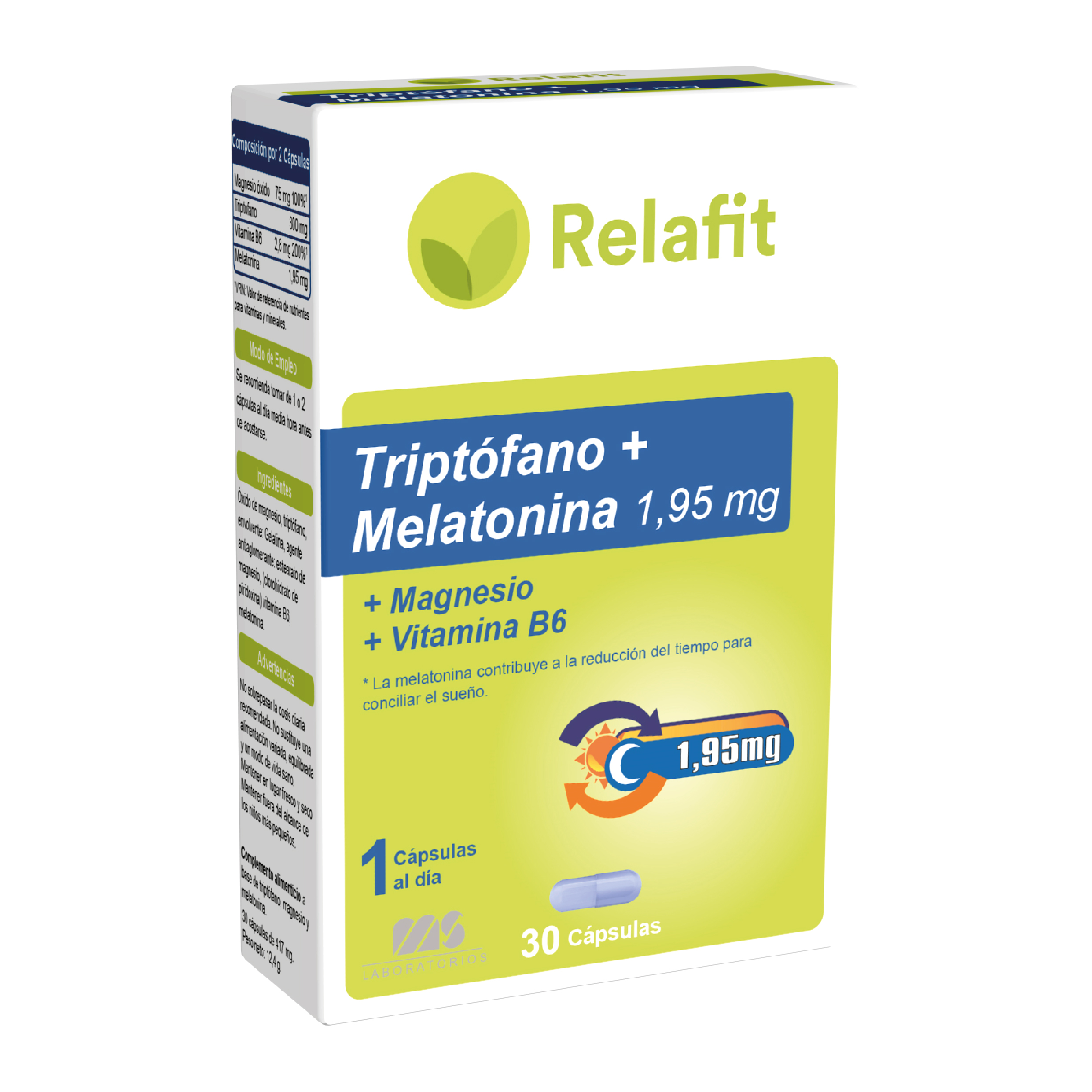 Triptófano + Melatonina